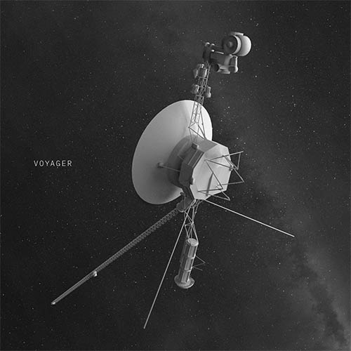 Voyager EP cover picture
